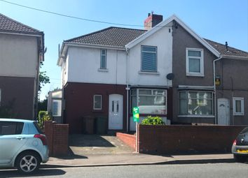 Thumbnail 3 bed semi-detached house for sale in Pontygwindy Road, Caerphilly