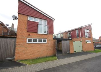 Thumbnail 1 bed link-detached house for sale in Springwater Close, Buckshaw Village, Chorley