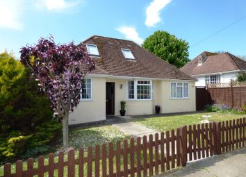 Thumbnail 4 bedroom detached bungalow for sale in Sherwood Road, Seaford