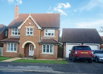 Thumbnail 5 bed detached house for sale in Chelker Close, Hartlepool