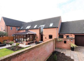 Thumbnail 4 bed semi-detached house for sale in Balmoral Court, Hemington