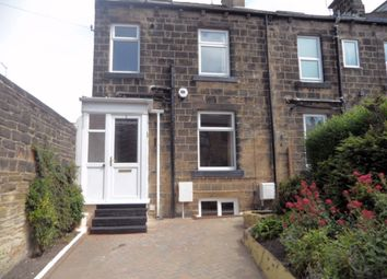 Thumbnail 1 bed end terrace house to rent in Derby Road, Rawdon, Leeds, West Yorkshire