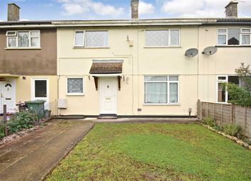 Thumbnail 3 bed terraced house for sale in Kenton Close, Swindon, Wiltshire