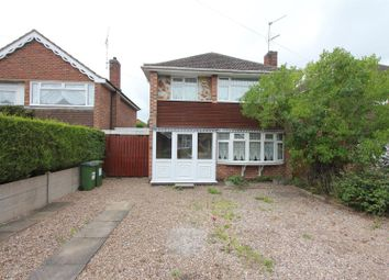 Thumbnail 3 bed detached house for sale in The Fleet, Stoney Stanton, Leicester