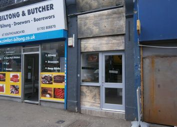 Thumbnail Retail premises to let in Shop, 69, Southchurch Road, Southend-On-Sea