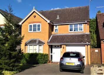 Thumbnail 4 bed detached house for sale in The Maltings, Huntingdon