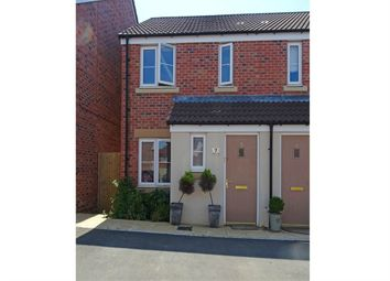 Thumbnail 2 bed semi-detached house for sale in Stowell Road, Coate, Swindon, Wiltshire