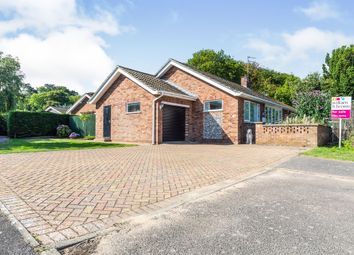 Thumbnail 3 bed detached bungalow for sale in Hillingdon Park, Overstrand, Cromer