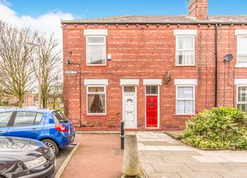 Thumbnail 2 bedroom terraced house for sale in Cecil Street, Edgeley, Stockport