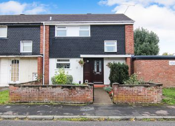 Thumbnail 2 bed end terrace house for sale in Wensleydale Avenue, Eastham, Wirral