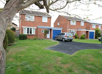 Thumbnail 4 bed detached house for sale in Burchnall Close, Deeping St James, Market Deeping, Lincolnshire