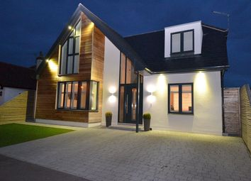 Thumbnail 4 bed detached house for sale in Pier Avenue, Tankerton, Whitstable
