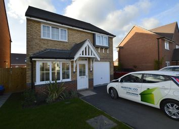 Thumbnail 4 bed detached house to rent in Red Deer Road, Shrewsbury