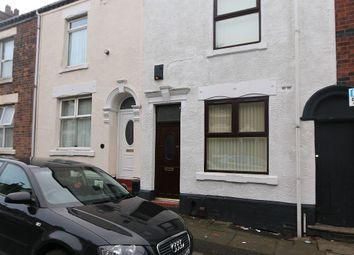 Thumbnail 3 bed terraced house for sale in Mayer Street, Stoke-On-Trent, Staffordshire