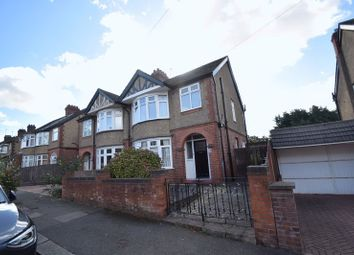 Thumbnail 3 bed semi-detached house to rent in Woodbury Hill, Luton