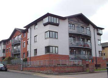 Thumbnail 2 bed flat to rent in Saffron Court, Station Street, Saffron Walden, Essex