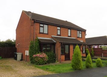 Thumbnail 3 bed semi-detached house to rent in Shearwater Close, Louth