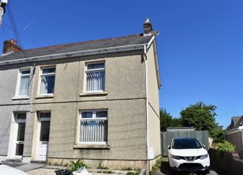 Thumbnail 3 bed semi-detached house for sale in Upper Colbren Road, Gwaun Cae Gurwen, Ammanford