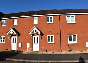 Thumbnail 2 bed terraced house for sale in Savannah Drive, North Petherton, Bridgwater