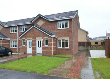 Thumbnail 2 bed end terrace house for sale in Horatius Street, Motherwell
