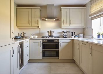"Thumbnail 4 bed detached house for sale in ""Somerfield"" at Saxon Court, Bicton Heath, Shrewsbury"