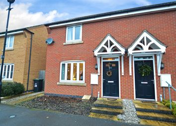 Thumbnail 2 bed terraced house for sale in Murrayfield Avenue, Greylees, Sleaford