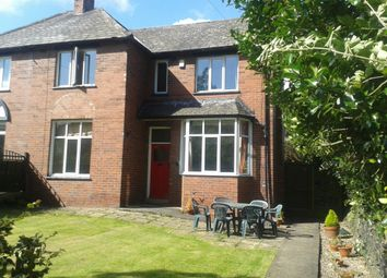 Thumbnail 3 bed semi-detached house to rent in Crawshaw Gardens, Pudsey