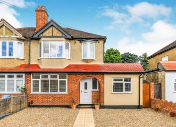 Thumbnail 4 bedroom semi-detached house for sale in Birchwood Avenue, Wallington