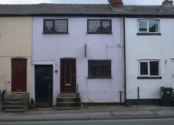 Thumbnail 2 bed terraced house to rent in Preston Street, Kirkham, Preston