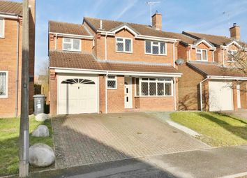 Thumbnail 4 bed detached house for sale in Whittington Road, Westlea, Swindon, Wiltshire