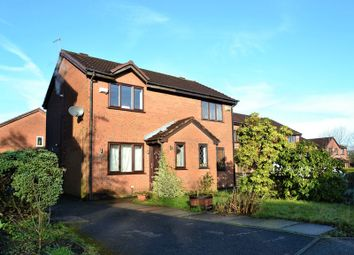 Thumbnail 2 bedroom semi-detached house for sale in Chessington Rise, Swinton, Manchester
