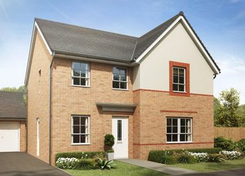 "Thumbnail 4 bed detached house for sale in ""Radleigh"" at Phoenix Lane, Fernwood, Newark"