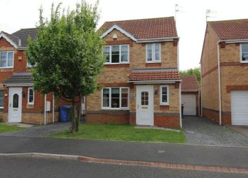 Thumbnail 3 bed detached house to rent in Millcroft Court, Blyth