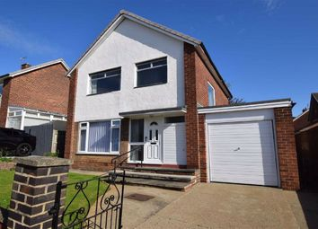 Thumbnail 3 bed detached house for sale in Farm Hill Road, Cleadon, Sunderland