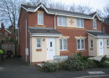 Thumbnail 3 bed semi-detached house to rent in Gordale Close, Winnington, Northwich