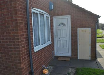 Thumbnail 1 bedroom maisonette to rent in Great Bridge Road, Bilston