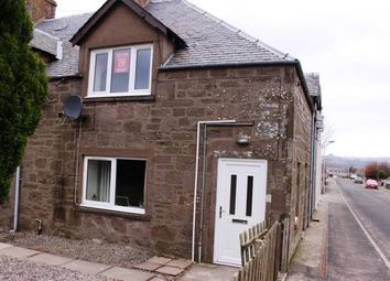 Thumbnail 2 bed flat to rent in Gladstone Place, Laurencekirk