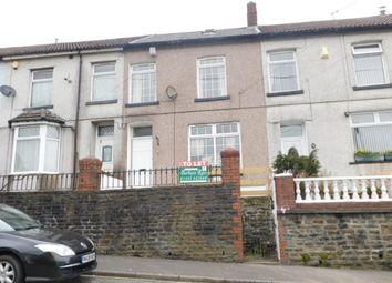 Thumbnail 3 bed terraced house to rent in Brynhyfryd Clydach Vale, Rhondda Cynon Taff