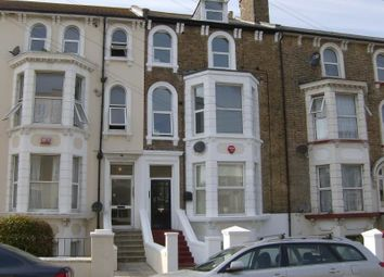 Thumbnail 2 bed flat to rent in Harold Road, Cliftonville, Margate