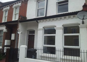 Thumbnail 4 bed terraced house to rent in Mauleverer Road, London