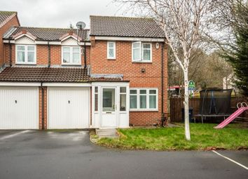 Thumbnail 3 bed semi-detached house for sale in The Covers, Swalwell, Newcastle Upon Tyne