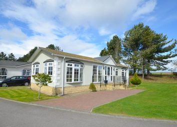 Thumbnail 2 bed property for sale in 5 Spindrift Park Homes Little Kildrummie, Cawdor Road, Nairn