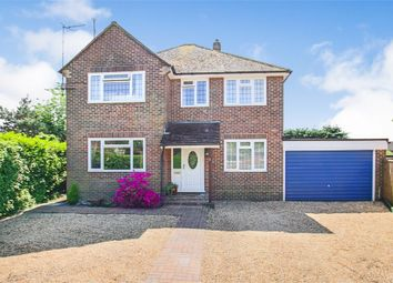 4 bed detached house for sale in Chantlers Close, East Grinstead, West Sussex RH19