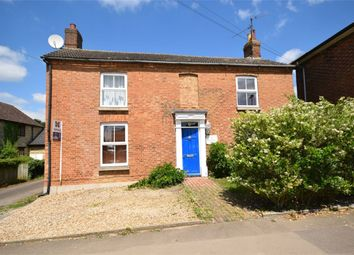 Thumbnail 3 bed detached house for sale in High Street, Roade, Northampton