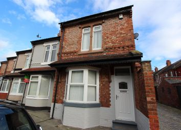 Thumbnail 2 bed end terrace house for sale in Bedford Street, Darlington