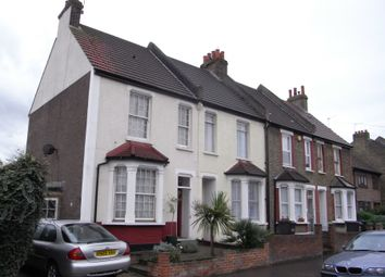 Thumbnail 2 bed end terrace house to rent in Crowther Road, London