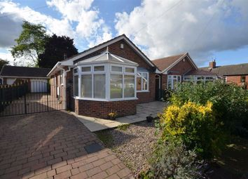 Thumbnail 3 bed detached bungalow for sale in York Street, Hemsworth, Pontefract