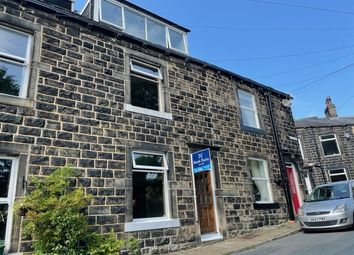Thumbnail 3 bed terraced house for sale in Bank View, Hebden Bridge