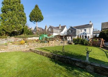 Thumbnail 4 bed detached house for sale in St. Stephens Hill, Launceston, Cornwall