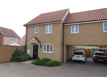 Thumbnail 4 bed semi-detached house for sale in Cross Road, Clacton-On-Sea